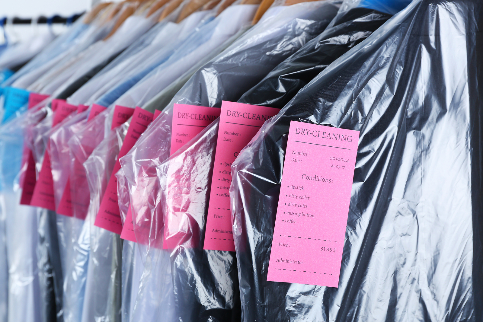 Dry Cleaners, Commercial Dry Cleaning, Alterations: Sioux Falls, SD