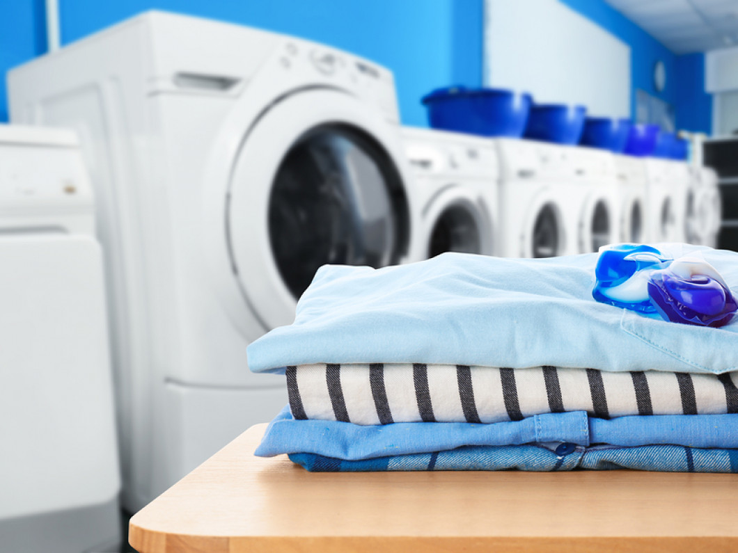 Avoid the Noisy, Crowded Laundromat