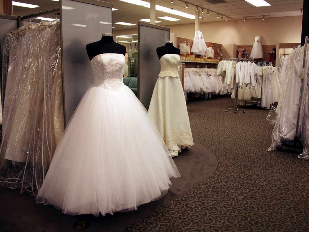 Keep Your Wedding Dress in Pristine Condition